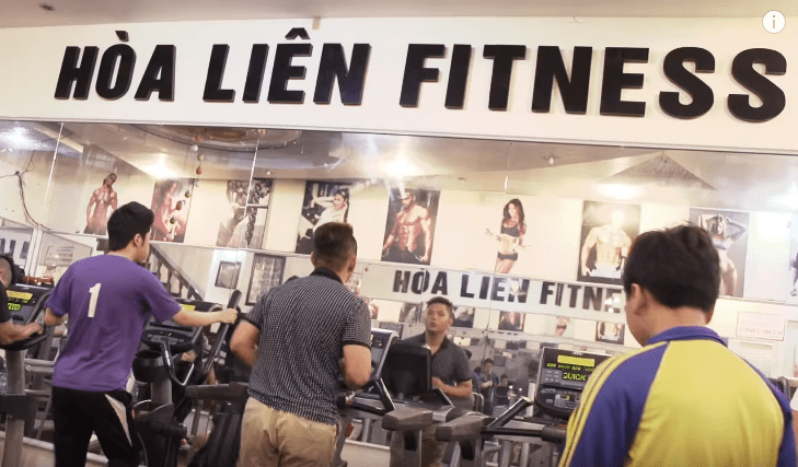 hòa liên fitness